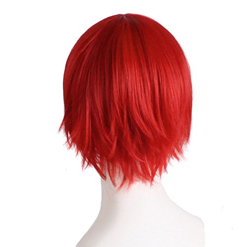FORUU Wigs, 2019 Valentine's Day Surprise Best Gift For Girlfriend Lover Wife Party Under 5 Free delivery Graduated Color Cosplay Wig Start Life In Another World Costume Play Halloween H]()