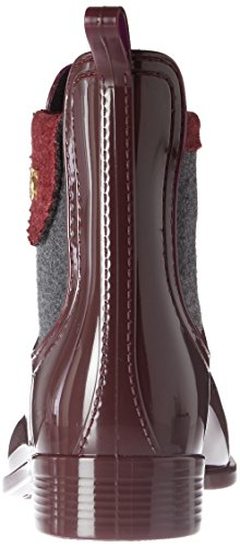 Lemon Red Jelly Chelsea Boots Elena Wine Women's Red 03 Wine apqrZaWc