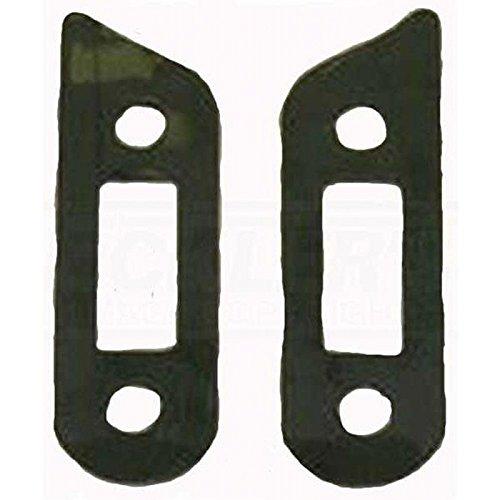(Eckler's Premier Quality Products 55343784 El Camino Quarter Panel Bed Rail Tie Down Gasket)