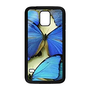 Butterfly The Unique Printing Art Custom Phone Case for SamSung Galaxy S5 I9600,diy cover case ygtg522479