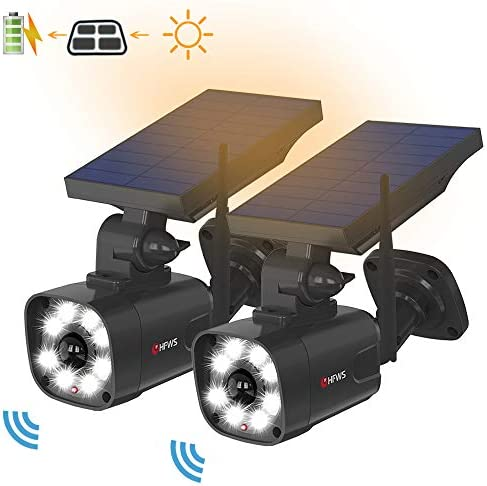 Solar Motion Sensor Light Outdoor product image