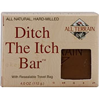 All Terrain Ditch the Itch Bar – 4 oz – Pack of 4