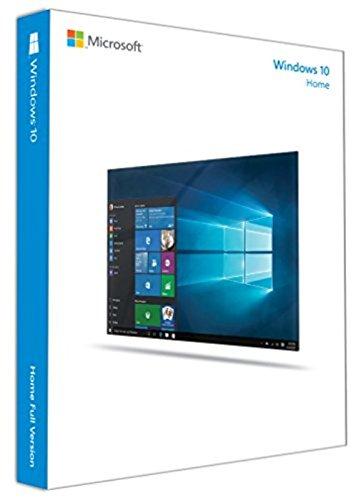 Software : Microsoft Windows 10 Home English USB Flash Drive