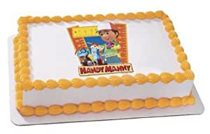 Disney Handy Manny Cake Toppers