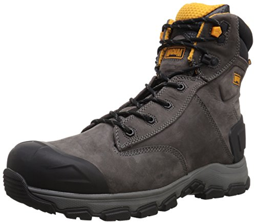 Charcoal Boot Work Comp 0 Toe 6 Baltimore Waterproof Charcoal Magnum Men's HxqTwZx4
