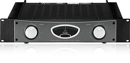 Behringer A500 Professional 600-Watt Reference-Class for sale  Delivered anywhere in USA