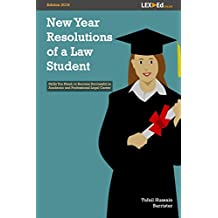 New Year Resolutions of a Law Student: Skills You Need to Become Successful in Academic and Professional Legal Career