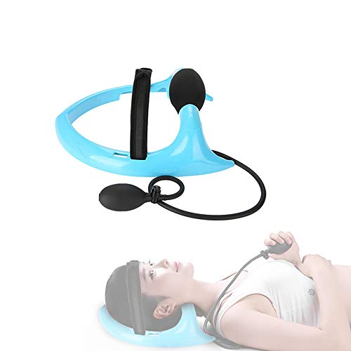 (Inflatable Cervical Vertebra Tractor, Relieves Pain, Treating & Rehabilitating Neck)
