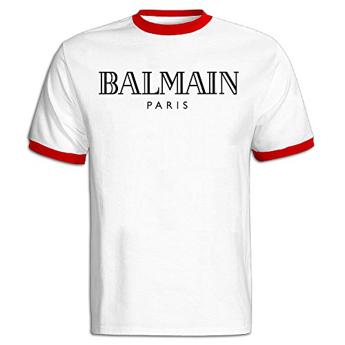 Dandelion Balmain T-Shirt S Red For Men's