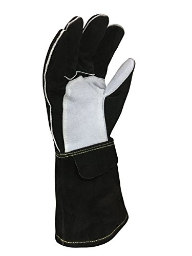 Ironclad WMIG-02-S Premium Mig Welder Gloves, Small by Ironclad (Image #2)