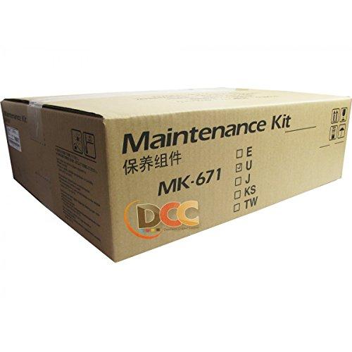 - Genuine Kyocera Mita MK-671 300K Maintenance Kit FOR CS2540