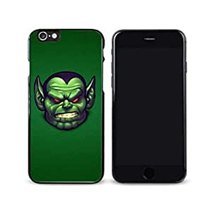 SuperHero Hulk image Custom iPhone 6 - 4.7 Inch Individualized Hard Case