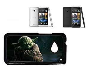 HTC ONE Hard Case With Printed Design Yoda