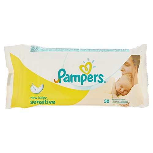 🥇 Pampers New Baby Sensitive 4015400670414 600pieza