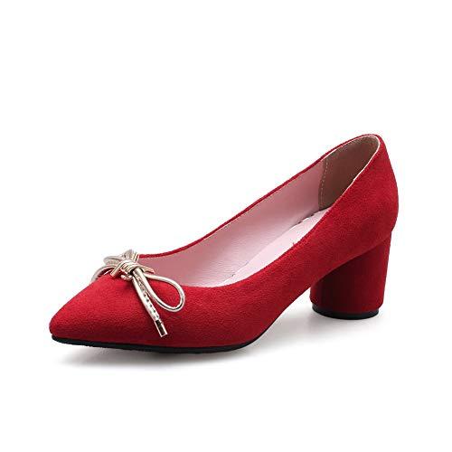 1TO9 Compensées Sandales Red 36 Femme Rouge 5 MMS06329 qUqCwr