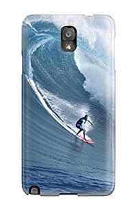 New Style Tpu Note 3 Protective Case Cover/ Galaxy Case - Surfing