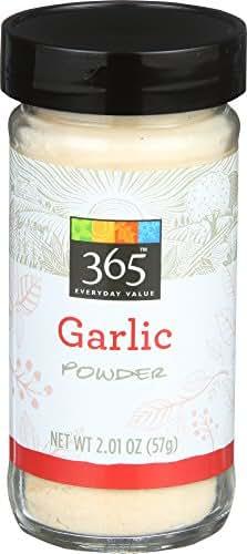 Herbs & Spices: 365 Everyday Value Garlic Powder