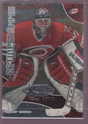 TYLER MOSS 2002 BIP BETWEEN THE PIPES CHICAGO SPORTSFEST MINT SP /10 $50