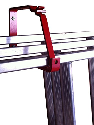 TB Davies Wall Brackets - Ladder Accessory | Securely stores your ladders | Fits most double & triple section extension ladders 1400-034