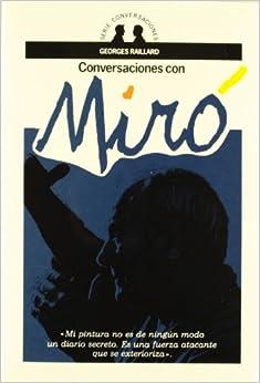 Conversaciones Con Miro (Spanish Edition)