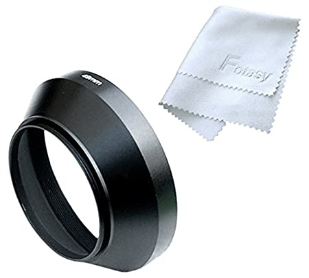 RainbowImaging HM52 52MM Metal Lens Hood for Nikkor AF 35mm f2, 35mm f1.4, 50mm f1.8, 50mm f1.4 Standard Photography Accessories INC