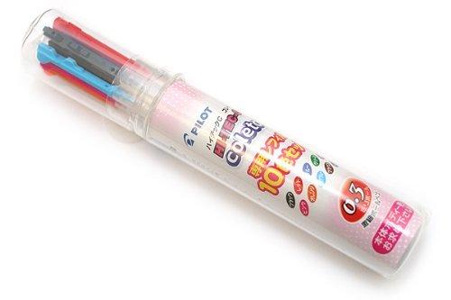 Pilot Gel Ballpoint Pen Hi-Tec-C Coleto 0.3 Refill 10 Color Set (LHKRF1SC310C)
