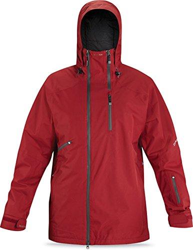 UPC 610934855173, Dakine Men's Washburn Jacket, Crimson, Large