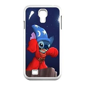 Lilo & Stitch Samsung Galaxy S4 90 Cell Phone Case White DIY Ornaments xxy002-3655528