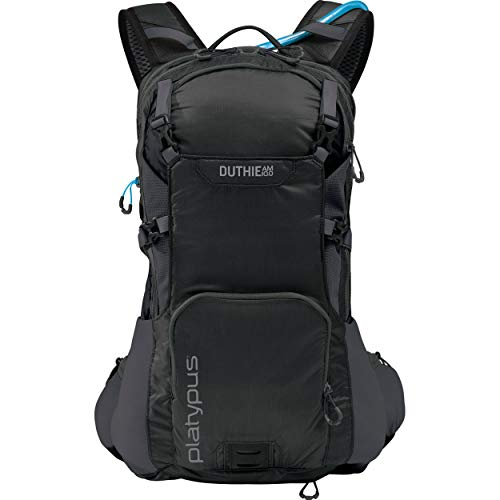 Platypus Duthie AM Utility Hydration Backpack, 10.0-Liter, Carbon