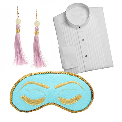 Holly Golightly Costume Breakfast at Tiffanys Halloween Costume Masquerade Audrey Hepburn -