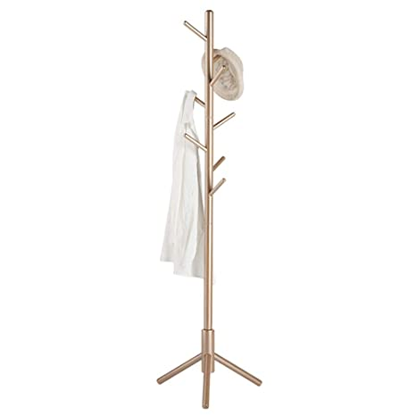 Amazon.com: Coat RACK Feifei 68.9 in soporte de madera 8 ...