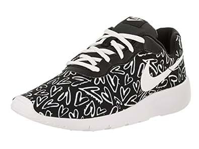 Amazon.com | Nike Kids Tanjun Print (GS) Running Shoe