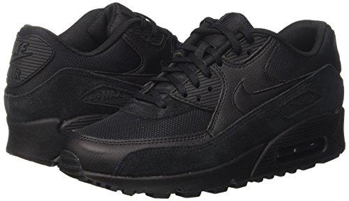 90 Entraneurs Nike Air Noires Noir noir Noir Max Femmes qAw6wZI