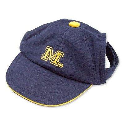 Sporty K9 Michigan Dog Cap, Extra Small, My Pet Supplies