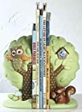 Learning To Fly Baby Owl Bookends Catholic