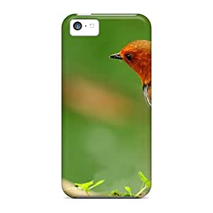 Special Design Back Animal Japanese Robin Phone Case Cover For Iphone 5c