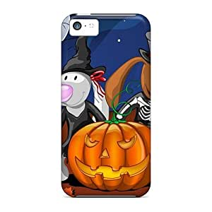 Durable Halloween Holidays Back Case/cover For Iphone 5c