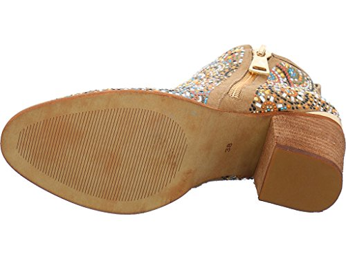 Alma en Pena Women's V18116 Boots Sand wP1Y0H