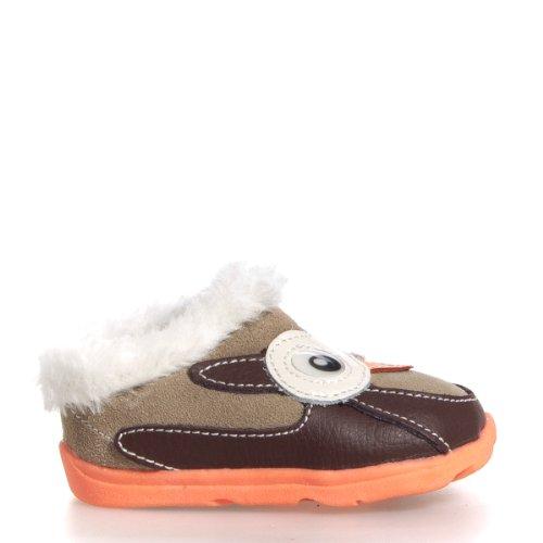 Zooligan Olive The Owl Clog Infant's Shoes Size 10