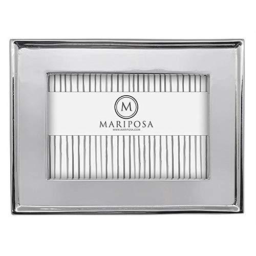 - Mariposa Modern Signature 4X6 (bidirectional) Engravable (Photo/Picture) Frame - Blank