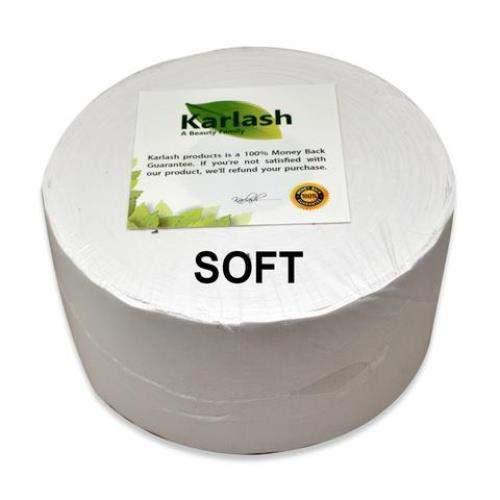 Karlash Premium Muslin Waxing Roll Soft 3.5 x 40 yrd