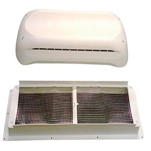 Dometic 3311236 Polar White Plastic Vent Roof by Dometic