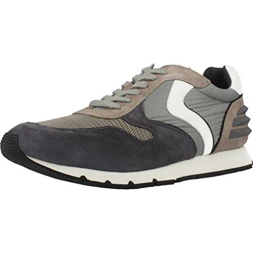 Calzado deportivo para hombre, color gris , marca VOILE BLANCHE, modelo Calzado Deportivo Para Hombre VOILE BLANCHE LIAM POWER Gris gris