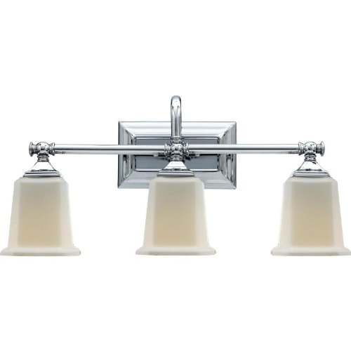 Collection 3 Light Bathroom Fixture - 6