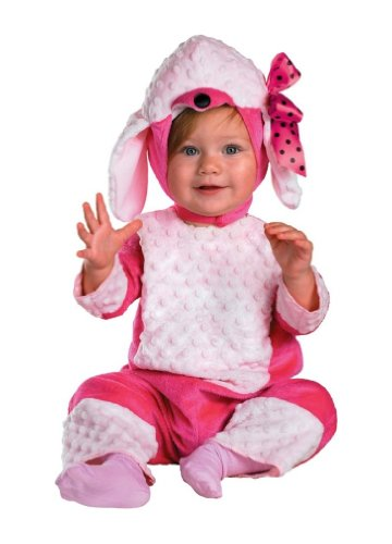 Pink Poodle Costume - Infant Costume (Pink Poodle Baby Costume)