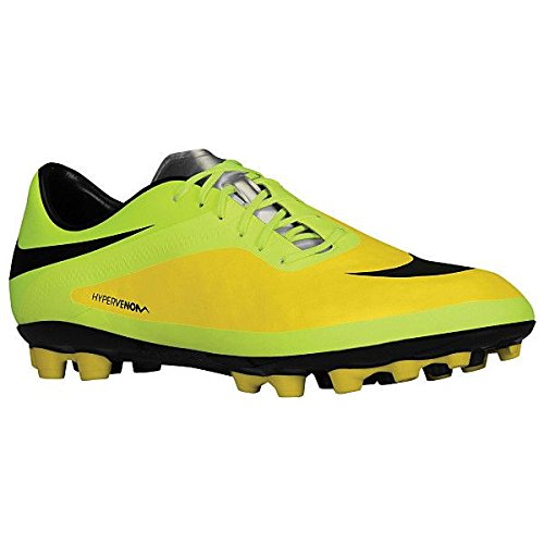 d4f9a380dc9e nike hypervenom phatal AG mens football boots 599727 soccer cleats  artificial ground hyper crimson white atomic orange black 800 uk 12 us 13  eu 47.5  ...