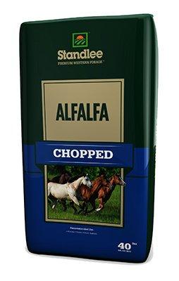 Standlee Hay Company Premium Alfalfa Chopped, 40 lb by Standlee Hay Company