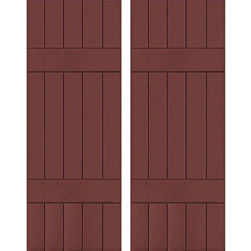 Ekena Millwork CWB18X045CRC Exterior Five Board