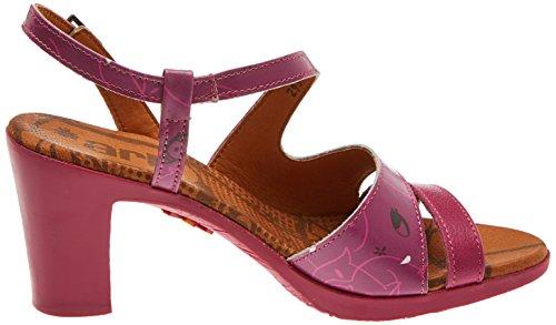 Rio Neko Fantasy Toe Women's Art Multicolour Sandals 0293f Open UwtqB