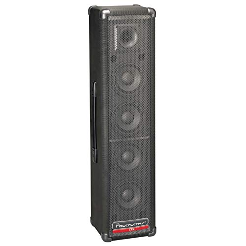 Powerwerks PA System, Solid Black Lacquer, inch ()